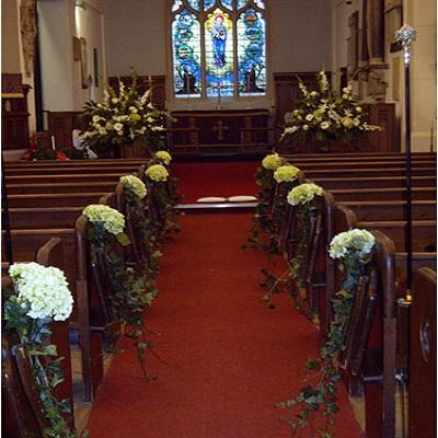 St Marys Church TW11