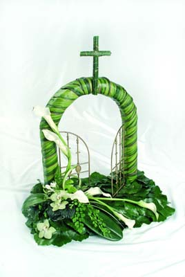 Foliage Gates of Heaven from 95.00